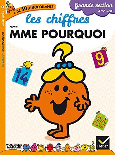 Madame Pourquoi - GS - Les chiffres