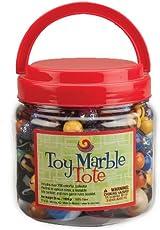 MegaFun USA Toy Marble Tote with Mega Marbles