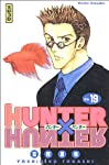 Hunter X Hunter Edition simple Tome 19