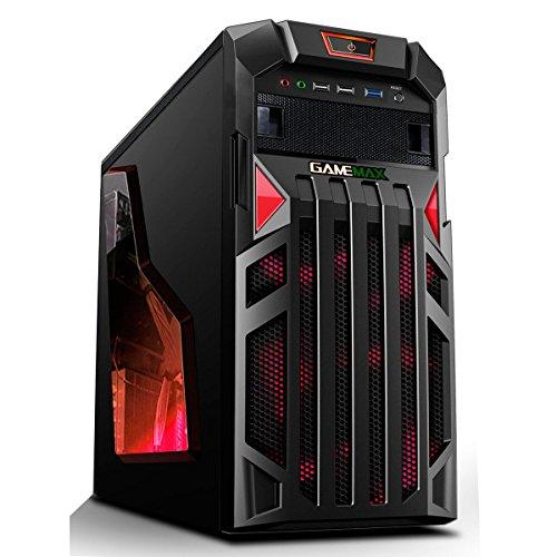 Fierce ULTRA RAPIDE Dual Couer La Maison Gaming PC (Ordinateur De Jeu) - 3,9GHz AMD A-Series A4-6300 - Bureau, Accueil, ordinateur de la famille - (WIFI, 8Go RAM, 1To Disque Dur, R7 Series Graphique) - 220048