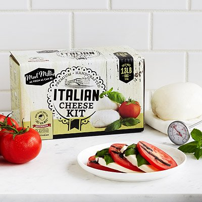 Mad Millie Mad Millie Italian Cheese Making Kit