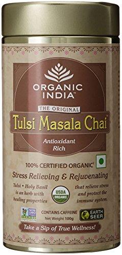 Organic-India-Tulsi-Masala-Chai-100-g