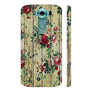 Enthopia Designer Hardshell Case April Blossom Back Cover for LG V10
