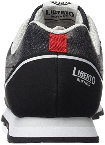 LIBERTO Lib04cl, Basses Homme Noir (Black)