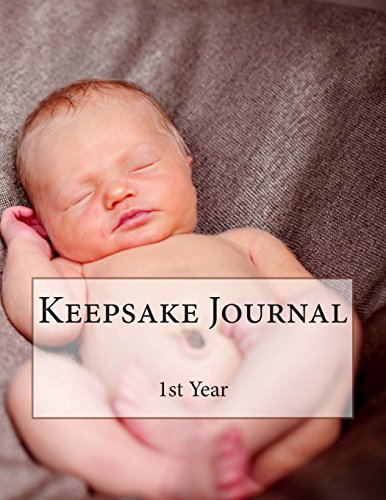 Keepsake Journal 1st Year