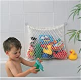 Enlarge toy image: Clippasafe Bath Toy Bag - infant and baby development