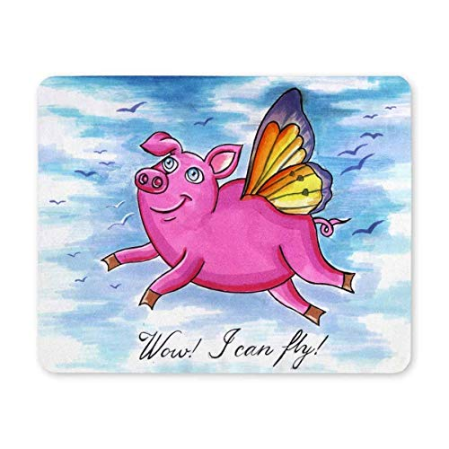 Blue Pit (fghjdfcnfd Mouse Pad All You Need is Love and a Dog pink Blue Pit Bull Mousepad Computer Accessories Gaming Mouse Mat 11.8 X 9.8 Inch)