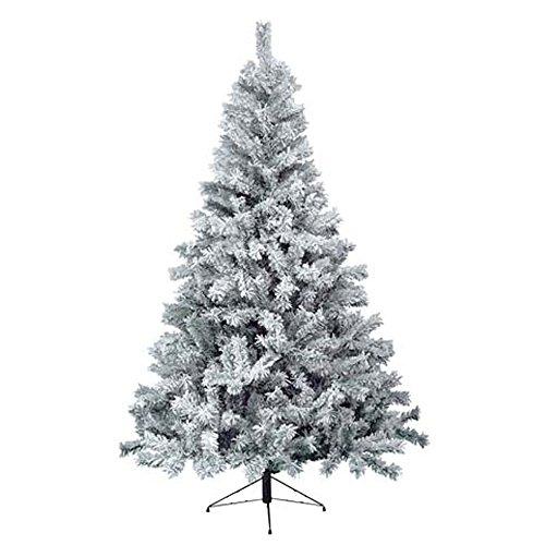 Albero Di Natale 400 Cm.Albero Di Natale Innevato Cusna Pino Neve Artificiale Sintetico