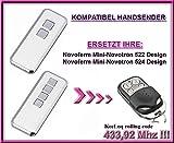 Novoferm Mini-Novotron 522 Design, Novoferm Mini-Novotron 524 Design