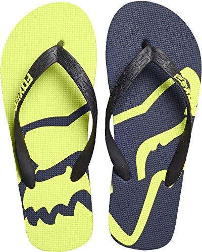Fox , Chaussures spécial piscine et plage pour femme jaune jaune Gelb