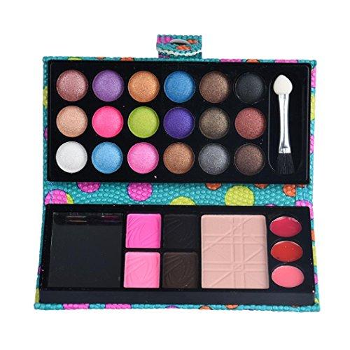 26colors - maquillage ombre à paupières - palette - ombre à paupières cosmétique - B luxuriante poudre de brillant à lèvres Fulltime®
