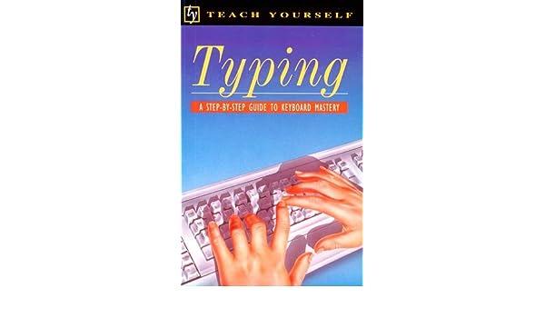 Asdf Lkj Typing Ebook