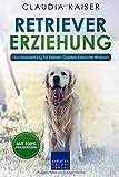 Retriever Erziehung: Hundeerziehung für Deinen Golden Retriever Welpen (Retriever Band, Band 1)