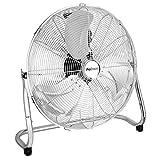 """Best ventilateur industriel - Pro Breeze Ventilateur de Sol 20"""" Chrome Review"""