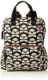 Orla Kiely Backpack Tote - Mochila de Lona Mujer