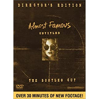 Almost Famous Untitled: Boot Cut [DVD] [2001] [Region 1] [US Import] [NTSC]