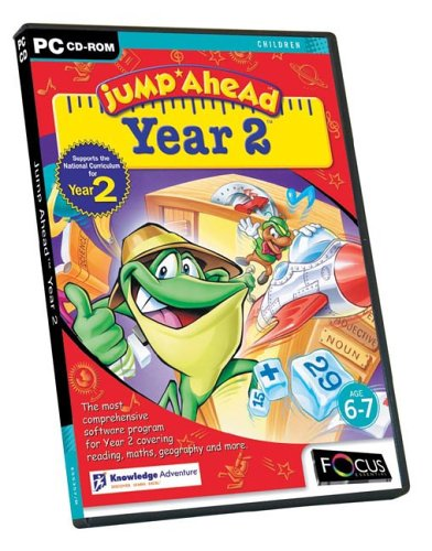 Jump Ahead Year 2: Reading, Maths, Geography & More (PC) Test