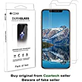 CZARTECH CZAR Duraglass Tempered Glass Screenguard for iPhone XR-Pack of 2