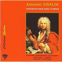 Concertos Pour Viole D'amour