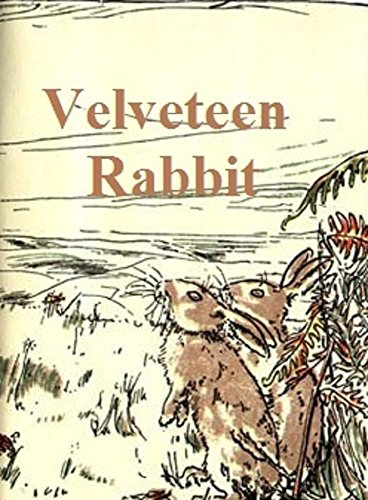 THE VELVETEEN RABBIT (ILLUSTRATED): HOW TOYS BECOME REAL (English Edition)
