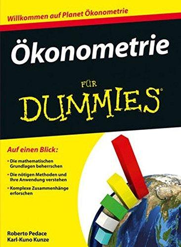 Ökonometrie für Dummies by Roberto Pedace (2015-10-07)