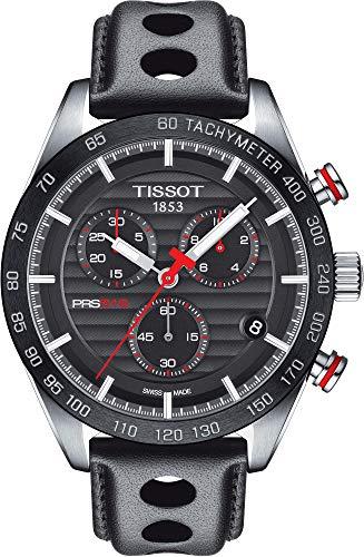 Tissot PRS 516 CHRONOCERAMIC LÜNE T100.417.16.051.00 Herrenchronograph