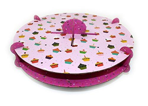 Gâteau pop Support, peut contenir 32Pop Bâtons, Party, affichage, Lollipop, support, mariages,