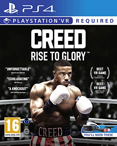 Creed: Rise to Glory (PSVR) - PlayStation 4 [Importación inglesa]