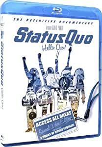 Status Quo - Hello Quo: Access All Areas Edition Blu-ray [Blu-ray] [UK Import]