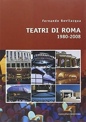 """Il testo è frutto di più di un ventennio di ricerche e relativi articoli sulle """"strutture di teatro"""" a Roma, privilegiando i complessi per la cultura derivati dal recupero di vecchi edifici industriali - come nel caso dell'Alpheus o del Teatr..."""