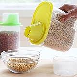 Kurtzy Cereal Dispenser Jar 1900ml Each ...