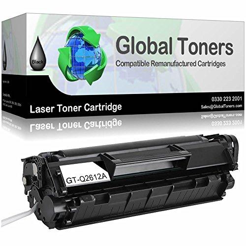 Q2612A/12 un cartucho de tóner Compatible para HP LaserJet 1010 HP1012 HP1015 HP1018 HP1020 HP1020plus HP1022 HP1022n HP3015 HP3020 HP3030 HP3050 HP3050z HP3052 HP3055 HP M1319f HP M1005 impresoras