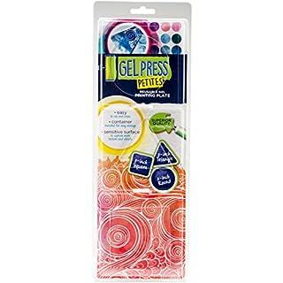 Gel Press Gel Petites, Multi-Colour, 36.19 x 12.7 x 1.9 cm