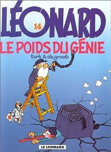 """Afficher """"Léonard n° 14 Le poids du génie"""""""