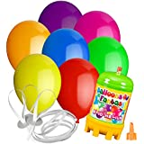 Heliumsets mit Rundballons - Heliumballons Ø 25cm oder Ø 30cm ++ High Quality - Premiumline Luftballons ++ VERSANDKOSTENFREI vom Luftballonprofi & Heliumballon - Experten aus Deutschland galleryy ++
