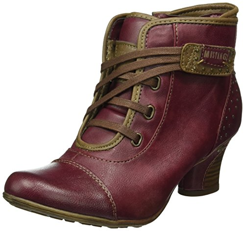 Mustang-Womens-1156-601-Ankle-Boots