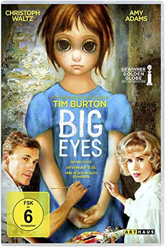 Big Eyes - Big Film Fish