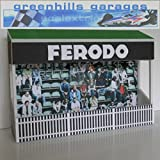 Greenhills Scalextric Slot Car Building Goodwood Grandstand Kit 1:32 Scale Slimline