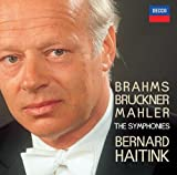 Picture Of Bernard Haitink conducts the complete symphonies of Brahms, Bruckner & Mahler