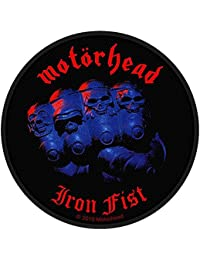 Badges/patch – Motörhead – Iron Fist -