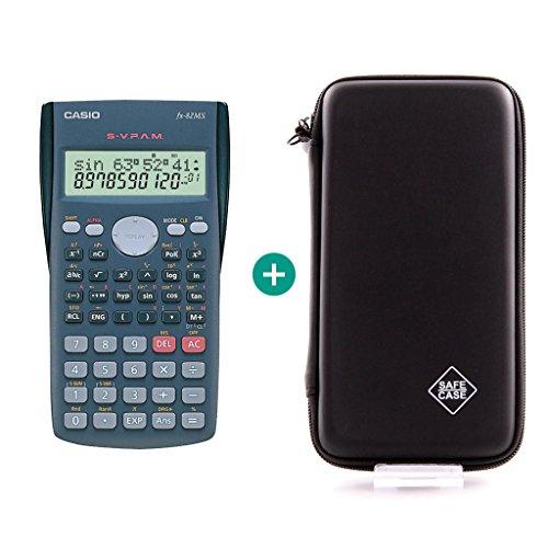 Casio FX-82 MS + Schutztasche