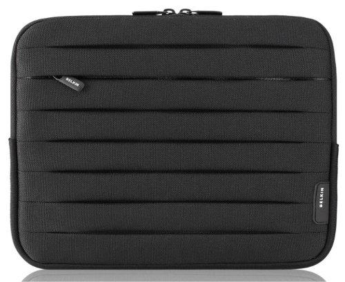 Belkin Pleeted sleeve f/iPad 1/2/3/4Black