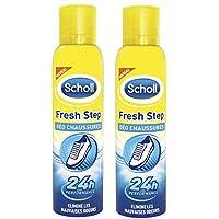 Scholl Spray Anti-Odeurs 150 ml - Lot de 2