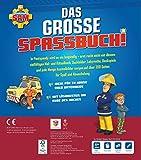 Feuerwehrmann Sam Das grosse Spassbuch: Über 200 Seiten Ausmal- + Rätselspaß Vergleich