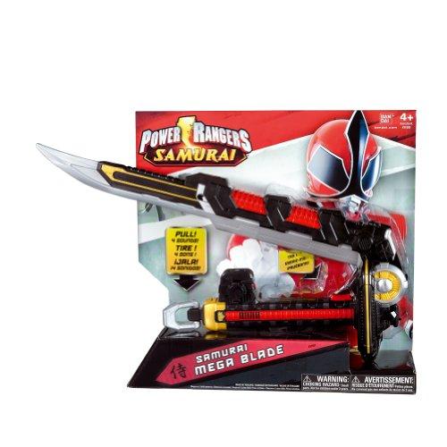Image of Power Rangers Samurai Mega Blade