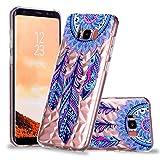 Artfeel Ultra Mince Souple Clair Coque pour Samsung Galaxy S8 Plus,Étui en Relief...