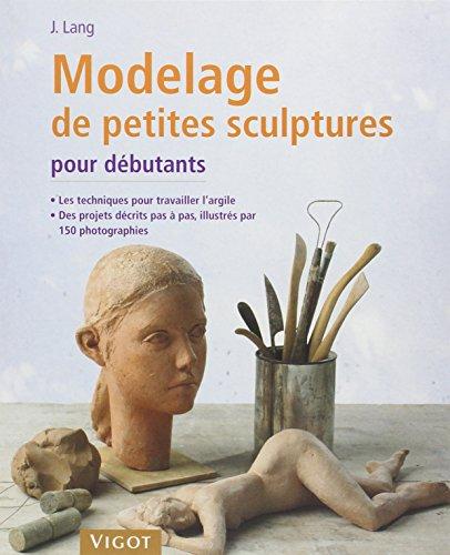 Modelage de petites sculptures par Josef Lang