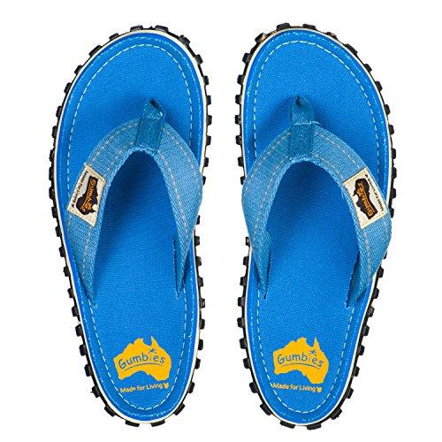 Gumbies Islander Sandale Light Blue