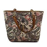 DeeflyTM Women's Handbag Shoulder   Bro