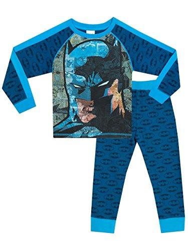 Batman Jungen Batman Schlafanzug